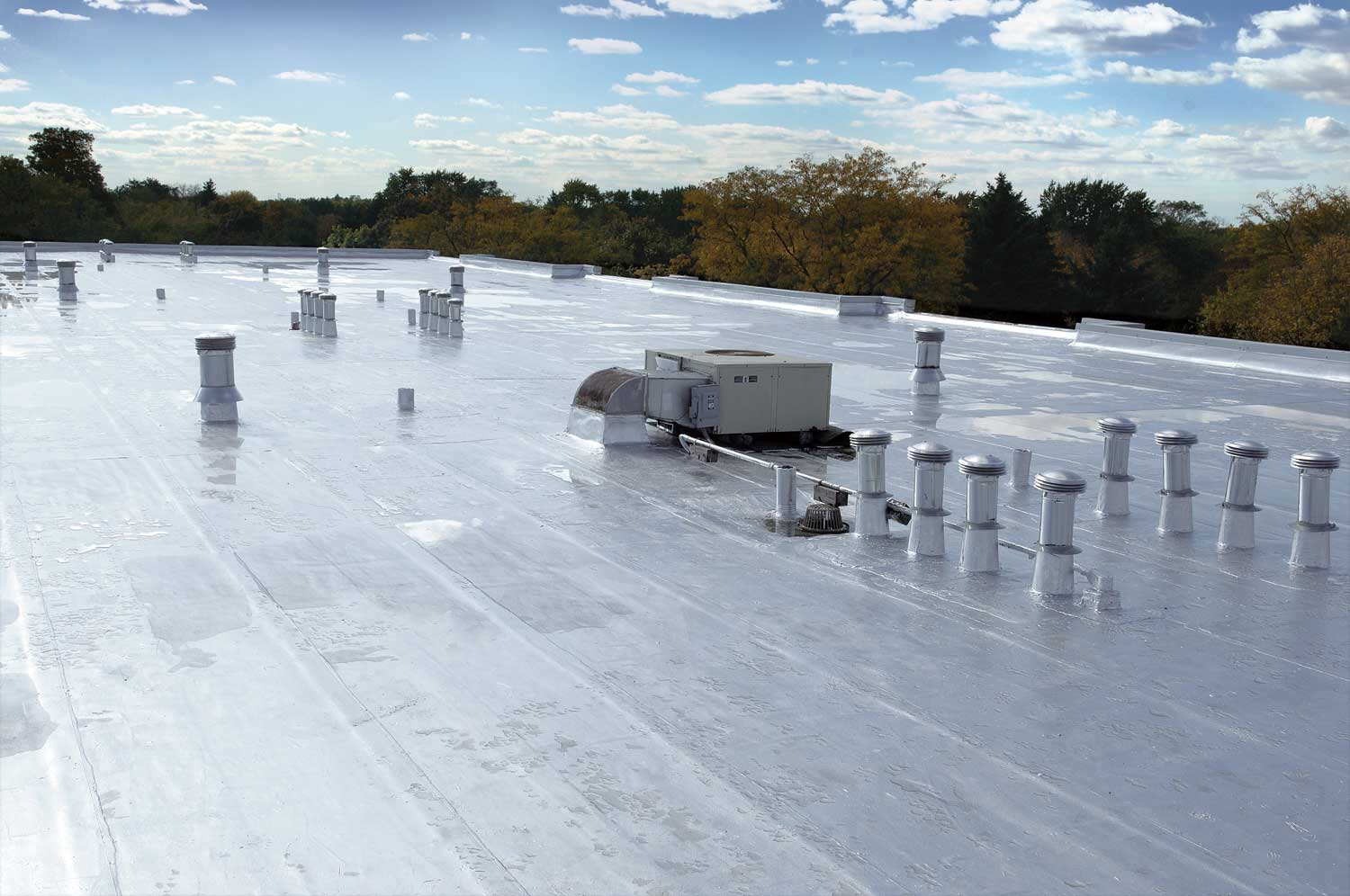 TOP 8 MOST COMMON COMMERCIAL ROOF REPAIRS