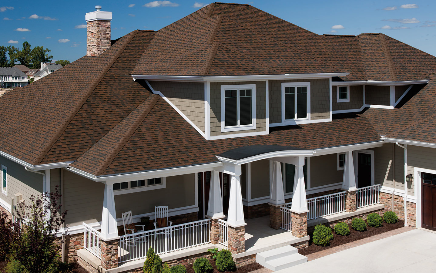 Top 5 reasons you might want to consider a new shingled roof this Spring.